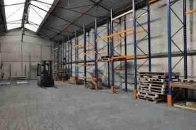 Renting 5m2 de stockage sur Rack sécurisé in Aubervilliers (93300)...