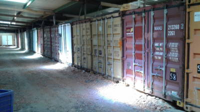 Renting Container Stockage à Zuytpeene in Dunkerque (59140)...