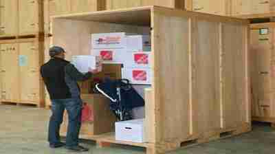 Location Box / garage à Canejan (33610) <br> <br>